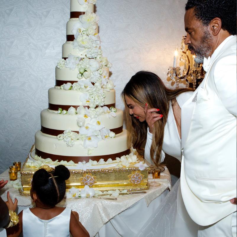 Foto de Boda de la madre de Beyoncé (2/10)