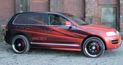 Volkswagen Touareg por Edo Competition
