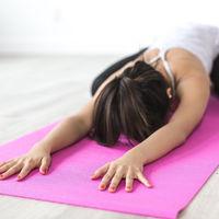 #RetoVitónica: espalda en forma con una postura de Yoga para novatos cada día de la semana