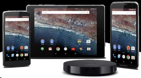 Android M Preview ya disponible para los Nexus 5, 6, 9 y Player