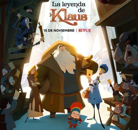 La Leyenda de Klaus: la primera película animada de Netflix tendrá la voz de Joaquín Cosio en su doblaje para México