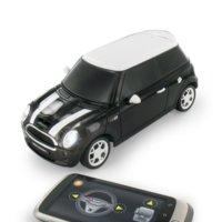 Mini Cooper, un coche teledirigido por tu móvil