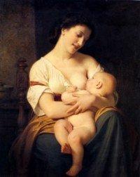 El destete es un momento vital en la vida del bebé