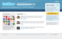 Twitter renueva su página de inicio