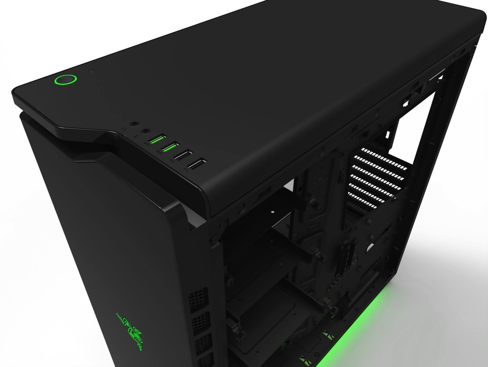 Foto de NZXT H440 Design by Razer (12/13)