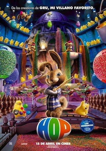 Estrenos de cine   15 de abril   Conejos de pascua, caperucitas, viajes en el tiempo y dramas varios