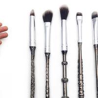 Podrás hacer magia con tu maquillaje gracias a las brochas-varitas de Harry Potter