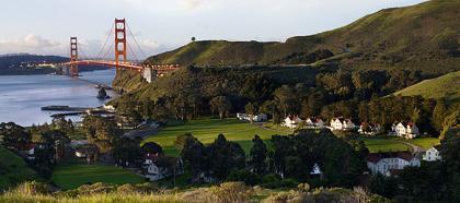 Vacaciones de Lujo: San Francisco desde un Parque Natural