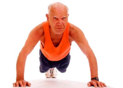 Sarcopenia, evita la pérdida de músculo con la práctica de ejercicio