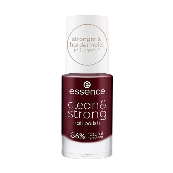 Clean & Strong Nail Polish