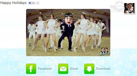 Un vídeo de tu hijo bailando el Gangnam Style