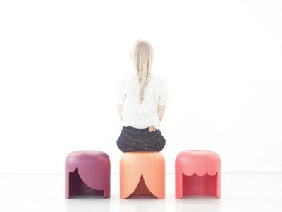 Playmobilia stool, los taburetes más adorables para fans de Playmobil