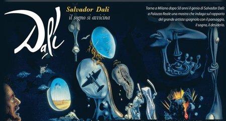 El otoño milanés recibe a Dalí