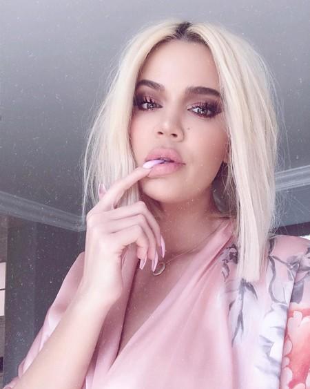 Khloé Kardashian nos deja sin palabras con su último look a lo Diana Ross