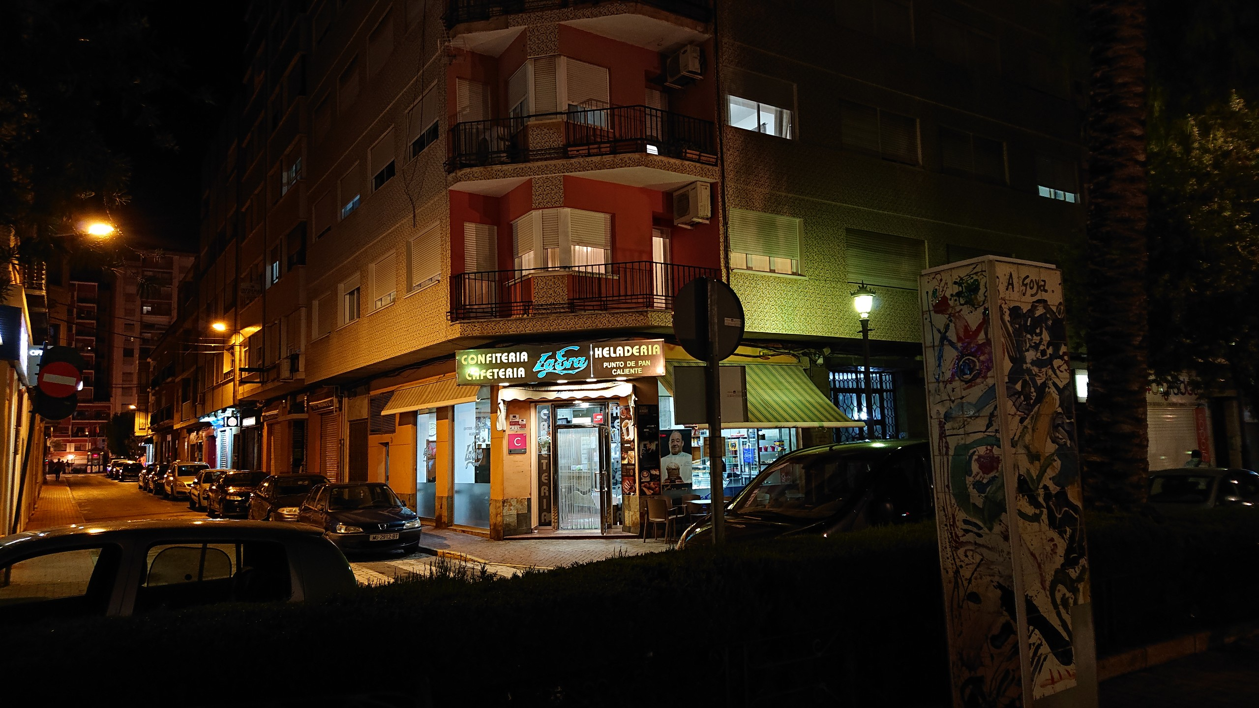 Foto de Sony Xperia XZ3 modo noche (10/10)