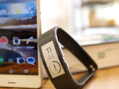 Sony Smartband Talk, análisis