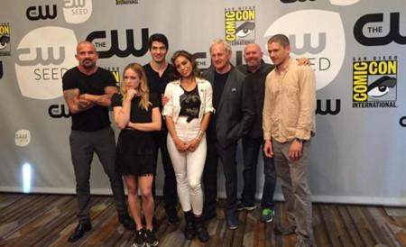 Comic-con 2015: Series de Warner/DC, 'Outlander', 'Person of Interest', 'Hannibal' y más