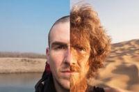 Este hombre caminó por un año y documentó su cambio físico en este magnífico timelapse