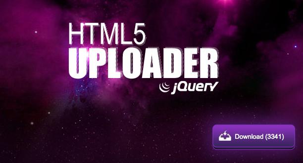 jQuery HTML5 Uploader