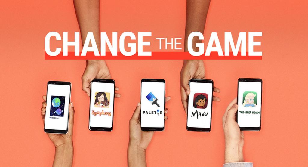 Estos son los cinco games finalistas de Change the Game, creados por jóvenes mujeres