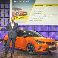 Ya sabemos el precio del coche eléctrico de Opel en Alemania: el Corsa-e costará 29.900 euros