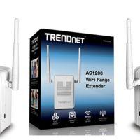 TRENDnet ya tiene nuevo extensor WiFi AC para tu red inalámbrica, el TEW-822DRE