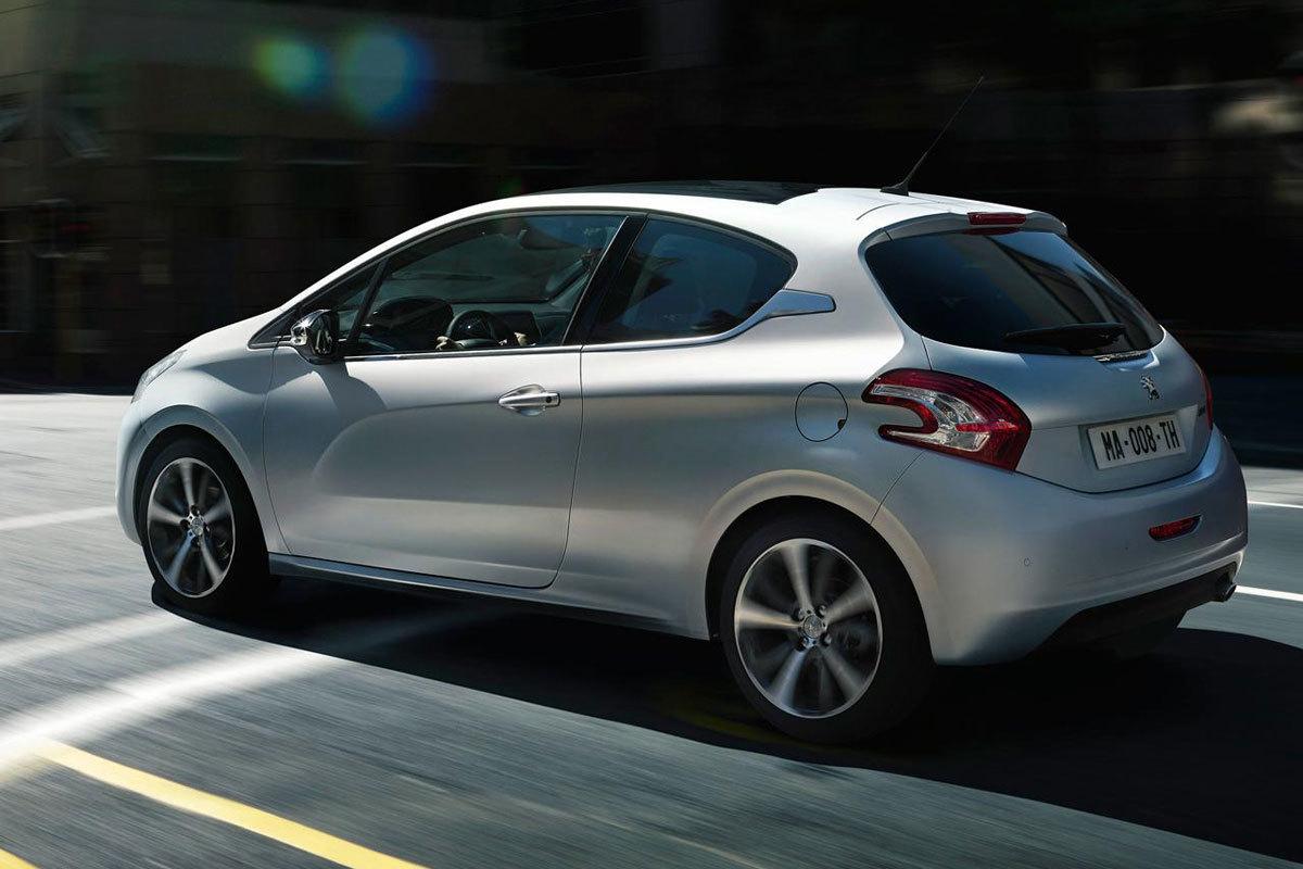 Foto de Peugeot 208 (filtraciones) (3/15)