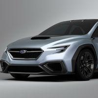 ¿Recuerdas el Viziv Concept? Hazte a la idea de que así será el próximo Subaru WRX