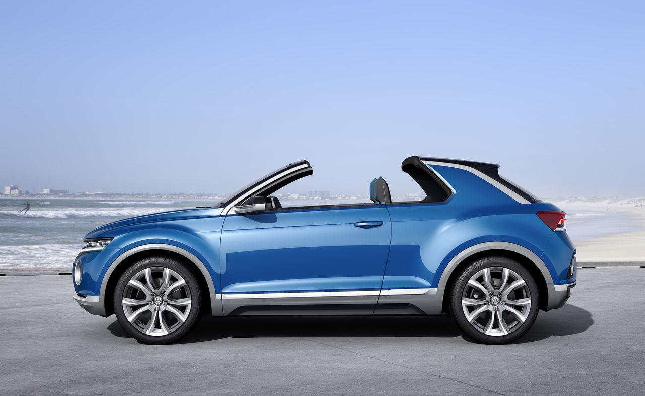 Foto de Volkswagen T-ROC Concept (7/22)