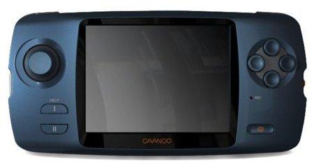 GamePark Caanoo, la nueva portátil coreana