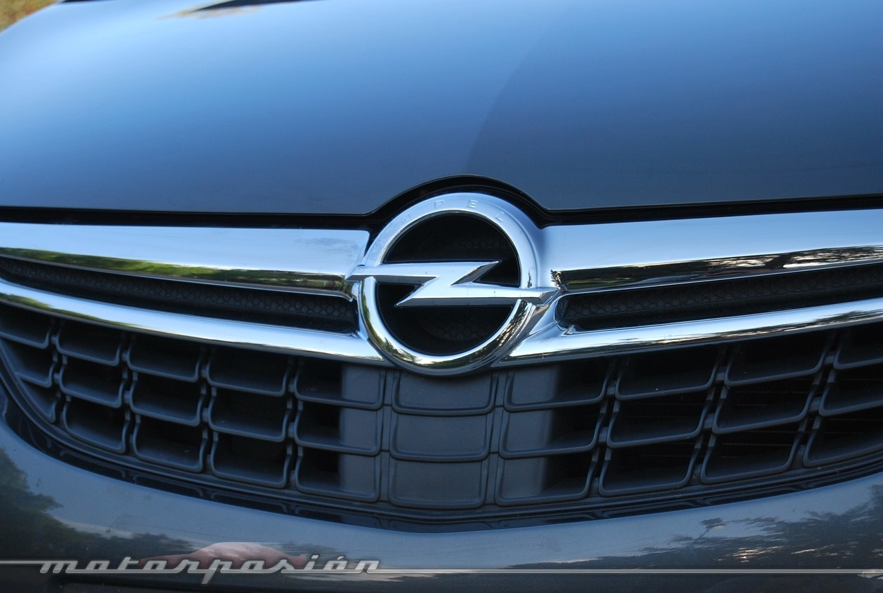 Foto de Opel Zafira Tourer (prueba) (37/70)