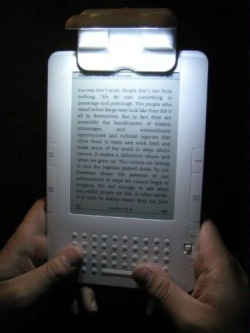 Kandle, luz para el Amazon Kindle