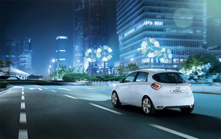 Renault ZOE luces
