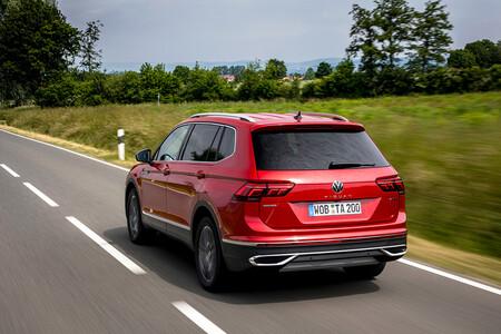 Volkswagen Tiguan Allspace 2021: todos los precios para España