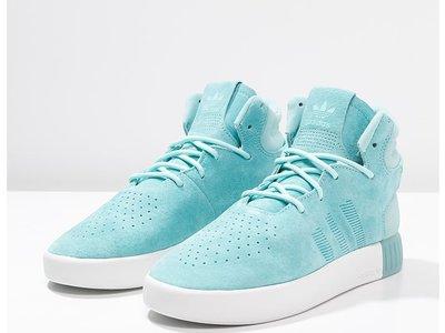 60% de descuento en las zapatillas  altas Adidas Originals Tubular Invader en Zalando: ahora 45,95 euros con envío gratis