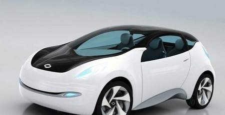 Samsung electric car