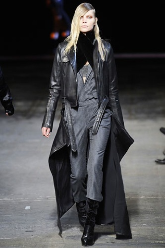 Alexander Wang, Otoño-Invierno 2010/2011 en la Semana de la Moda de Nueva York Vi