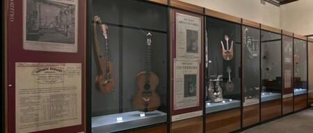 Museo instrumentos musicales Sforzesco Milán