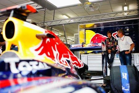 GP de Europa F1 2011: Sebastian Vettel prepara el terreno para la clasificación