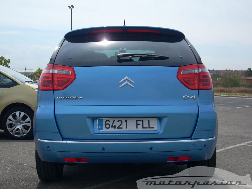 Foto de Citroën C4 Picasso y Grand Picasso (13/52)