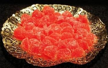 Caramelos de goma caseros