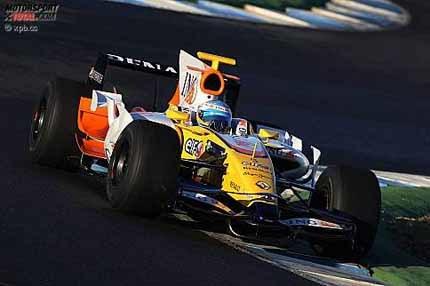 Los Toro Rosso, otra vez los más rápidos en Jerez