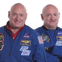 Hay pocas cosas más estresantes que un viaje al espacio: los gemelos espaciales ya no son tan parecidos