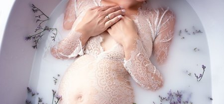 Fotografía de embarazo: nueve creativas ideas para hacerte una sesión de fotos embarazada