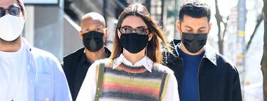 El chaleco de punto de Mango que ha enamorado a Kendall Jenner y otras 11 opciones low-cost para no ir igual que todas