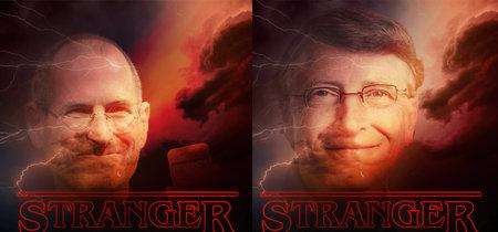 Esta inteligencia artificial transforma tus fotos en pósters de 'Stranger Things'