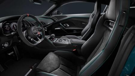 Audi R8 Green Hell Edition Interior 5
