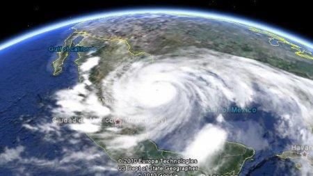 Google Earth estrena sus nuevas capas de meteorología