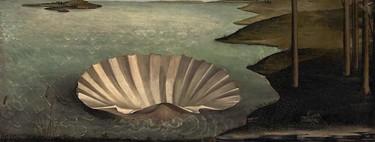 Las Meninas, La Venus de Botticelli y otros personajes del arte también han estado de confinamiento en la obra de este artista