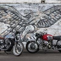 ¿Quieres una moto retro? Pues en mayo tienes puertas abiertas y promociones en Moto Guzzi y Vespa